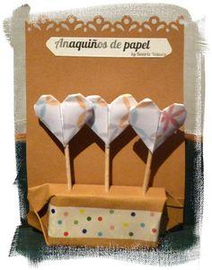 Anaquiños de papel: ideas