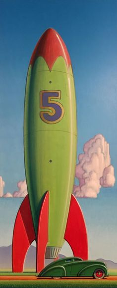 Rocket 5 by Robert LaDuke         http://ift.tt/2ox8i2H