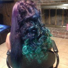 "@_thehairgawdstylist's photo: ""@kendrasboutique love her hair!!! #jaylonaaron"""