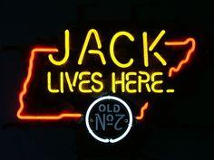 Jack Lives Here. TN.