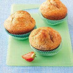 Erdbeer-Vanille-Muffins Rezept | Küchengötter