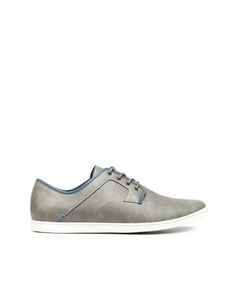 Fancy - SHOES WITH PIPING - Shoes - Man - ZARA United Kingdom