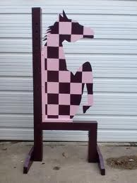 homemade horse jump cups - Google Search