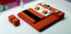SQUARING in orange by Guiseppe Viganò (3100€)