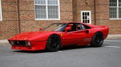 This tube-frame Ferrari 308/GTO is the perfect mongrel roadandtrack.com
