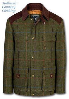 jack Murphy McM<ahon tweed jacket