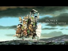 Minecraft Howl's Moving Castle