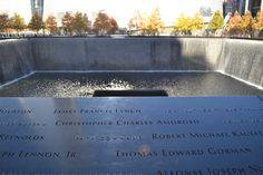 Memorial Nacional 11 de Setembro em Nova York