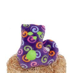 purple plushie . stuffed animal cat  . by CreationsMabrisa on Etsy