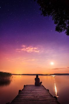 Waiting for Godot Power Of Now, Dusk Till Dawn, Gandalf, Solitude, Serenity, We Heart It, Northern Lights, Mindfulness, Peace