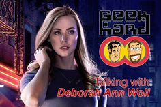 If you've been to the Geek Hard site in the past month, you know that Andrew's a big fan of Daredevil. So it was obvious that when there was an opportunity to speak with Deborah Ann Woll (who plays Karen Page on the Netflix Original Series), he jumped at the chance. Check out his interview with Deborah as they chat about Karen's mysterious past, the chemistry between her and her co-stars and the absurd band of villains that have plagued the Man Without Fear. Marvel's Daredevil is available…