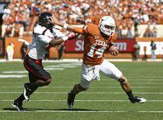 David Ash - Texas Longhorns
