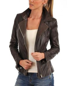 Veste faux cuir femme canada