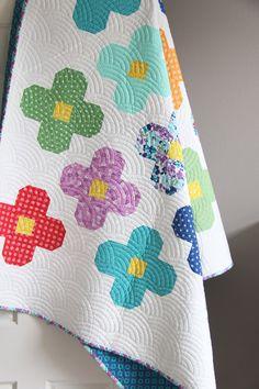 Bloom Quilt Pattern