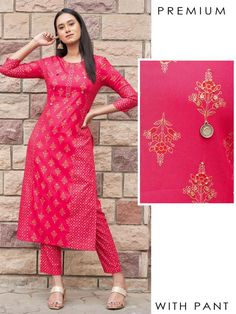 New Arrival Kurtis Online in India Embroidered Kurti, Embroidered Jacket, Checker Pants, A Line Kurti, Kurtis With Pants, Juicy Couture Bracelet, Printed Kurti, Dress Indian Style, Kurta Designs