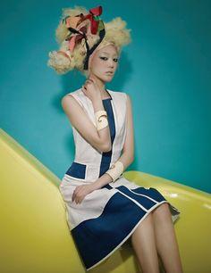 Art De Main | Choi Joon Young | Park Jihyuk #photography | Harper's Bazaar Korea September 2012