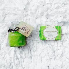 ¡Buenos días!  Hoy despertamos con estos regalitos de @bonne_sabonne, lo que más me gusta es que son súper naturales  #gogreen #mueroporprobarlos #exfoliante #jabonesartesanales