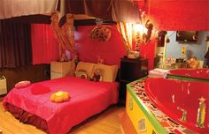 Cupid Suite, Adventure Suites North-Conway, New-Hampshire