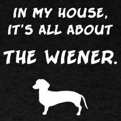 3 of them, 2 of us. It's all about the wiener!