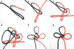 Clover knots- Chinese clover leaf knots for delicate pendant ornaments – Pandahall