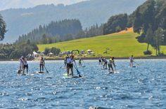 Bariloche: Ya llega una nueva edición del Patagonia SUP Race Llao Llao 10K De la mano de la cuarta edición del Patagonia SUP Race Llao Llao 10K, se disputará en las aguas del lago Moreno la competencia de stand up paddle (SUP) del Circuito Nacional que reúne a cientos de competidores.