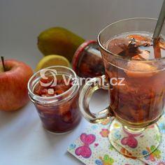 Vánoční pečený čaj recept - Vareni.cz Moscow Mule Mugs, Kids Meals, Tableware, Kitchen, Food, Anna, Dinnerware, Cuisine, Dishes