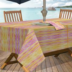 Best 25 Outdoor Tablecloth Ideas On Pinterest Cloth