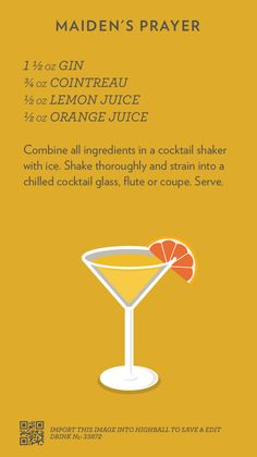 Cocktails To Try, Fancy Drinks, Bar Drinks, Cocktail Drinks, Yummy Drinks, Cocktail Recipes, Alcoholic Drinks, Beverages, Alcohol Drink Recipes