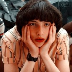 Is Mike bored or sad What do you think finnwolfhardofficial finnwolfhard finnwolfhardedit mikewheeler strangerthings it calpurnia myedit donotsteal Please give credit Stranger Things Aesthetic, Cast Stranger Things, Stranger Things Netflix, Katelyn Nacon, Stranger Things Have Happened, Don T Lie, It Movie Cast, Millie Bobby Brown, Best Shows Ever