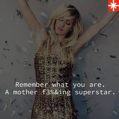 Throw sass around like confetti  be a mother f3%%ing superstar . . . #theredbox #mondaymotivation #crazysexycool #sassup #superstar #rockstar #ladyboss #boldandbeautiful #staybold #limitededition #bold #shineon #instafashion #swag #fashionquoteoftheday #quoteoftheday #quotes #lovefashion #ibelieveinyou #qotd #instaquote #loveyourself #quote #girlboss #slay #confetti #mondayvibes #bossbabe #bringiton