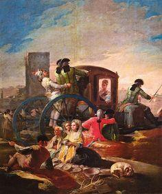 Francisco de Goya - El cacharrero, 1778 at Museo Nacional del Prado Madrid Spain