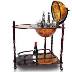 Globusbar | Globe bar cabinet | @Jago24
