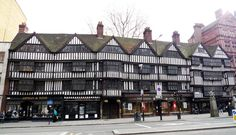 The Tenth Knot: On the Footsteps of Diana & Matthew – The Hart & Crown (Staple Inn) & Middle Temple