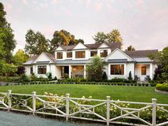 Dreamy home exteriors and welcoming interiors that are sure to be the envy of the neighborhood.