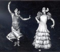 flamenco and kathak
