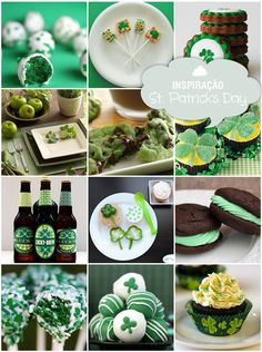 St. Patrick's Day #holiday #chocolate