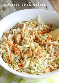 A delicious Asian ve