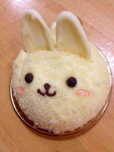 Bunny food art ❤ Blippo.com Kawaii Shop ❤