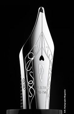 Delta Pen - Romeo and Juliet ... ultimate luxury writing instrument