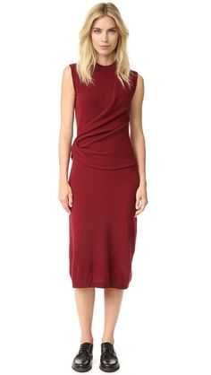 Joseph Feli Knotted Dress