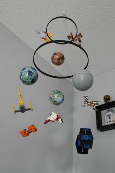 45 idées de décoration de chambre Star Wars - Page 4 sur 5 - Des idées
