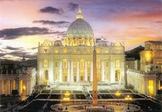 St Peters Basilica, Rome