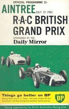 Gran Bretagna 1961 • STATS F1