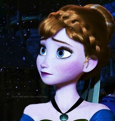 Uploaded by bratz baby. Find images and videos about beautiful, pretty and hair on We Heart It - the app to get lost in what you love. Anna Disney, Disney Princess Frozen, Disney Princess Pictures, Disney Love, Walt Disney, Princess Anna, Disney Princesses, Anna Frozen, Frozen Snow Queen