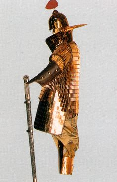 goguryeo(korea) armour-chalgap. high quality
