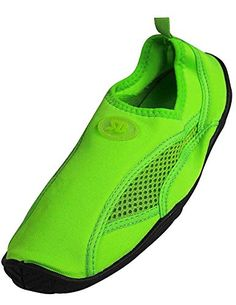 StarBay Womens Water Shoe Aqua Sock Green 373639BMUS >>> Learn more by visiting the image link. (This is an affiliate link)