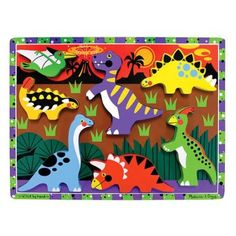 Preschool/Grade School Activity - Purchase various themed puzzles for your branch