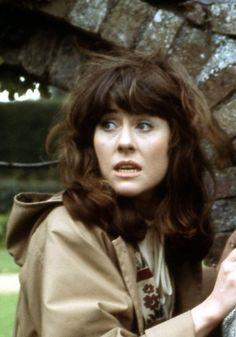 Still of Elisabeth Sladen (Sarah Jane Smith, Doctor Who) Sarah Jane Smith, Dr Sarah, Jon Pertwee, William Hartnell, Doctor Who Companions, Classic Doctor Who, Bbc Doctor Who, 4th Doctor, Torchwood