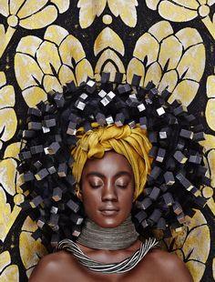 Taking Headwraps and Fabrics to a Whole New Level with AD Magazine Russia. Photographer Olga Volkova Tuponogova- Stylist: Natalia Obukhov Model: Keshia Asiedu Producer: Maria Kuznetsova Makeup artist:...