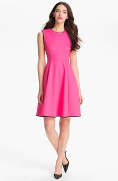 kate spade new york 'carol' fit & flare dress available at #Nordstrom